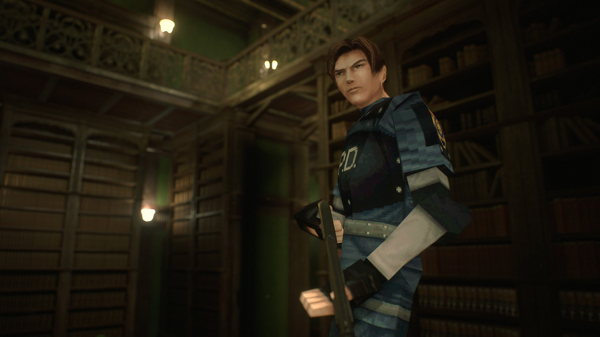Resident Evil 2 and Ancillary Storytelling