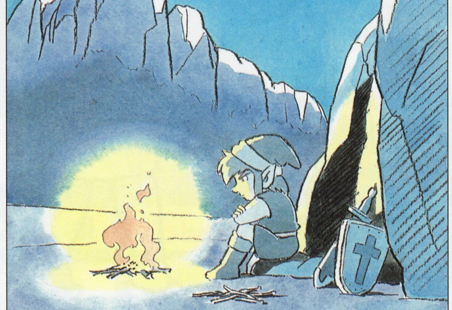 Loneliness and The Legend of Zelda