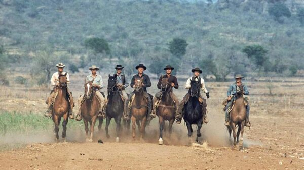 emembering The First Time Watching 'The Magnificent Seven'