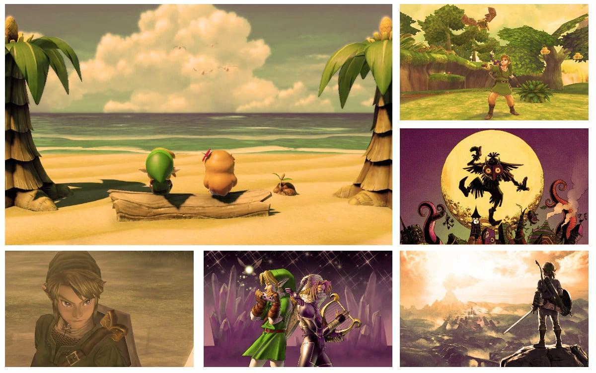Ranking The Legend of Zelda Series