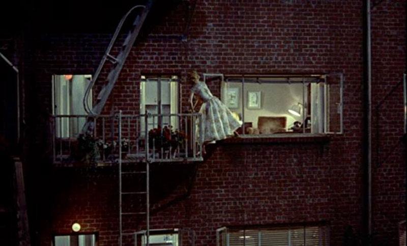 Rear Window climbing