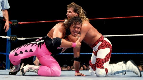Greatest Survivor Series Matches: Bret Hart And Shawn Michaels (1992)