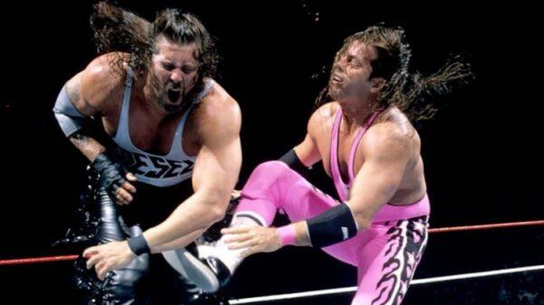 Greatest Survivor Series Matches: Diesel Vs. Bret The Hitman Hart