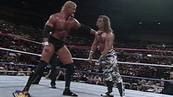 Greatest Survivor Series Matches Shawn Michaels vs. Sid 1996