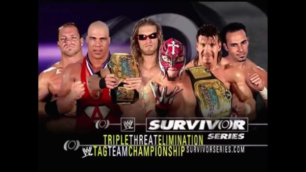 Greatest Survivor Series Matches: The 2002 SmackDown Six Tag Team Championship