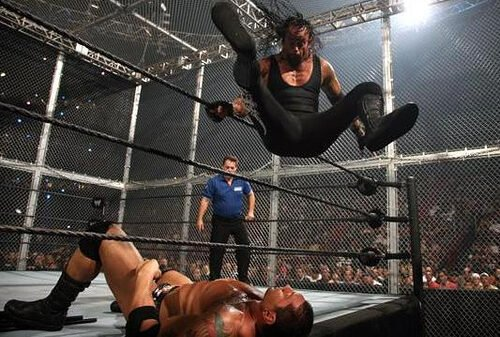 Greatest Survivor Series Matches: The Undertaker Vs. Batista