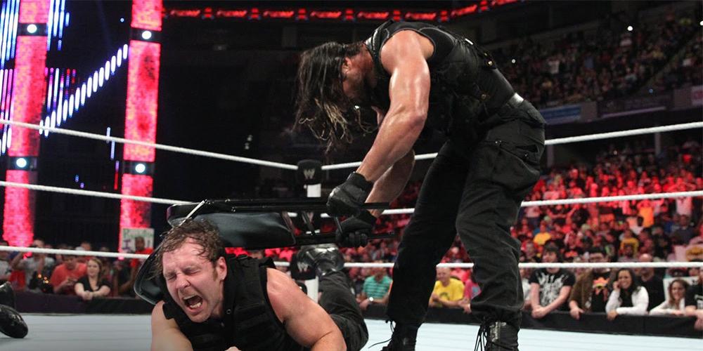 Seth Rollins heel