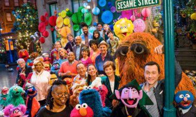 Sesame Street 50 Year Anniversary