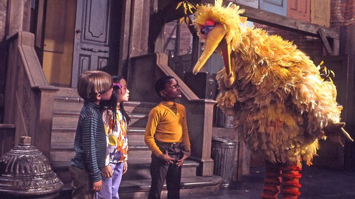'Sesame Street' at 50