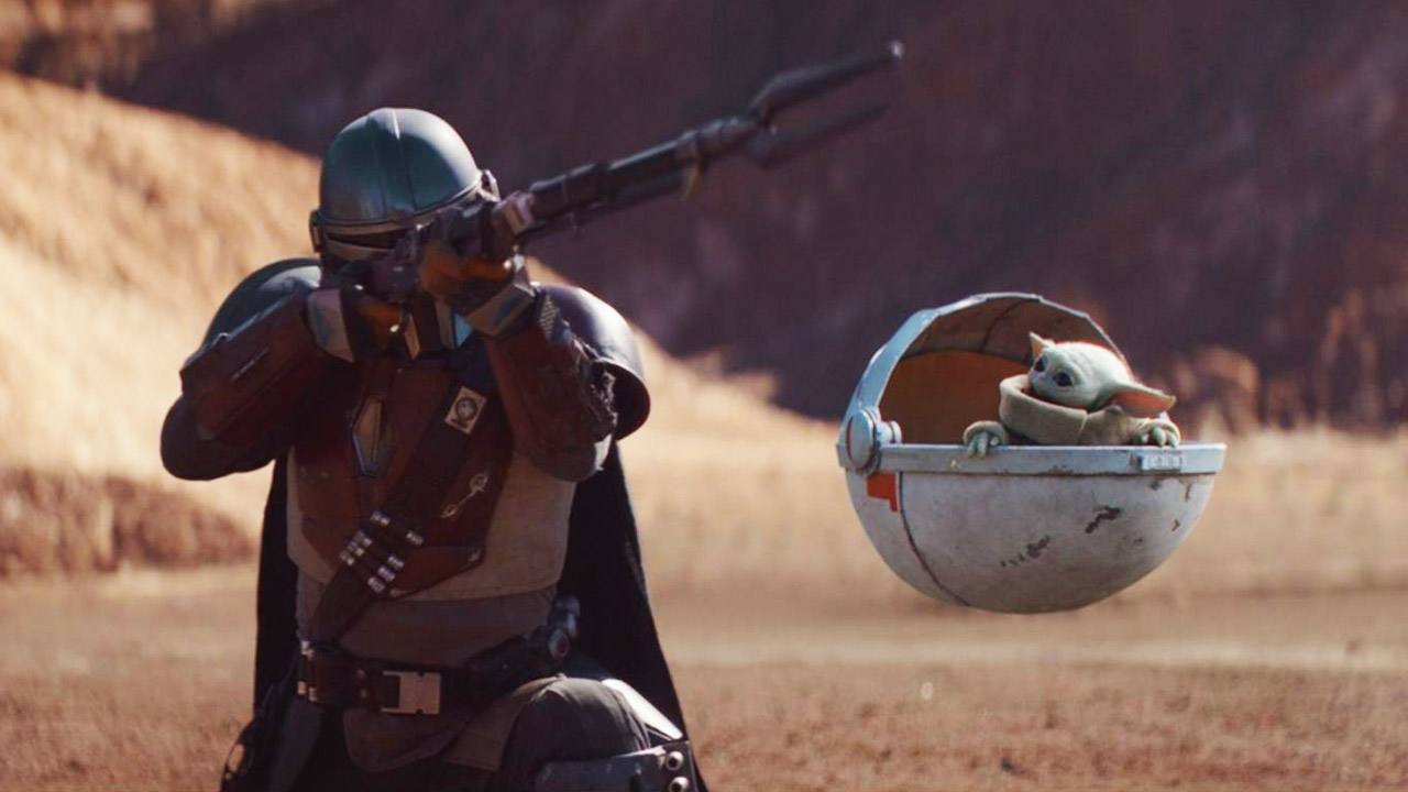 """The Mandalorian """"Chapter Two: The Child"""