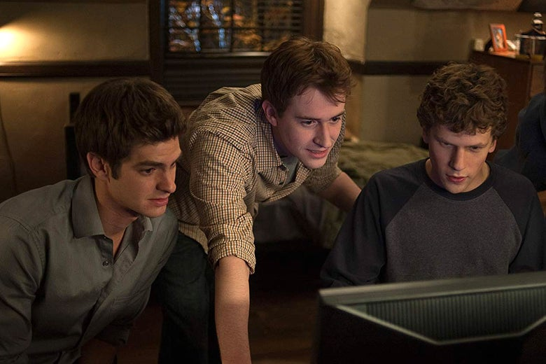 The Social Network - Best movies of the Decade