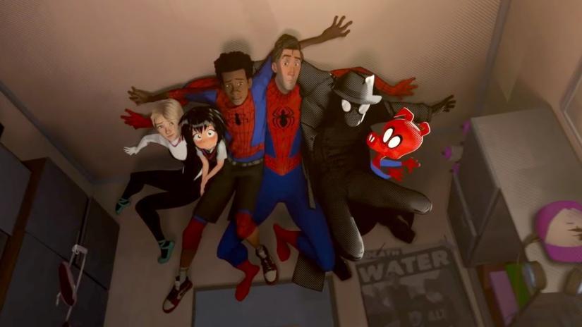 Spider-Man: Into the Spider-Verse Best Movies