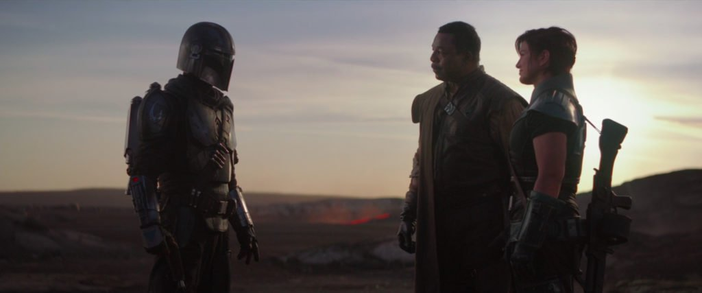 """The Mandalorian """"Chapter Eight: Redemption"""" is a Cycle of Death and Rebirth"""