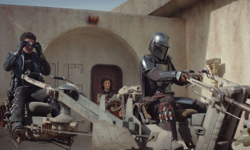 """The Mandalorian """"Chapter Five: the Gunslinger"""" Has One Small Oasis in a Desert of Dullness"""