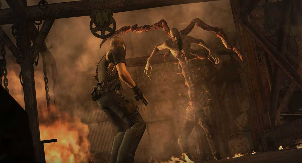 Bitores Mendez Teaches You the Politics of Pain in 'Resident Evil 4'