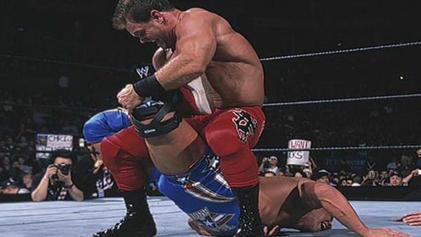 Greatest Royal Rumble Matches: Kurt Angle vs. Chris Benoit