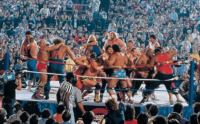 Greatest Royal Rumble Matches