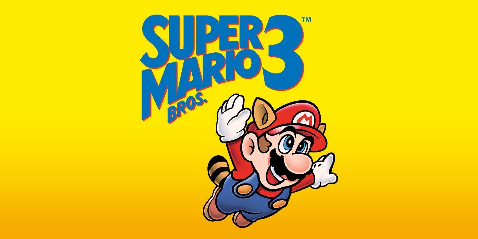 Combating Sickness With 'Super Mario Bros. 3