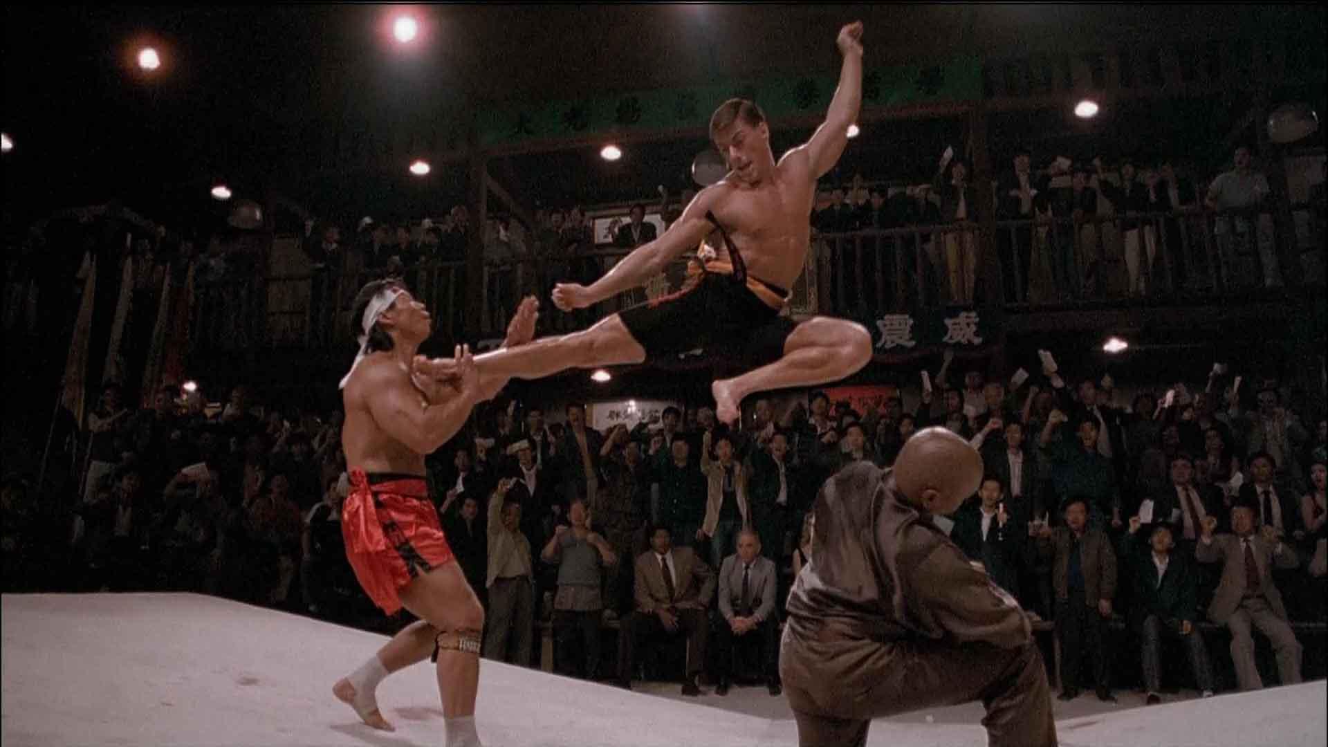 Bloodsport Jean-Claude Van Damme movie