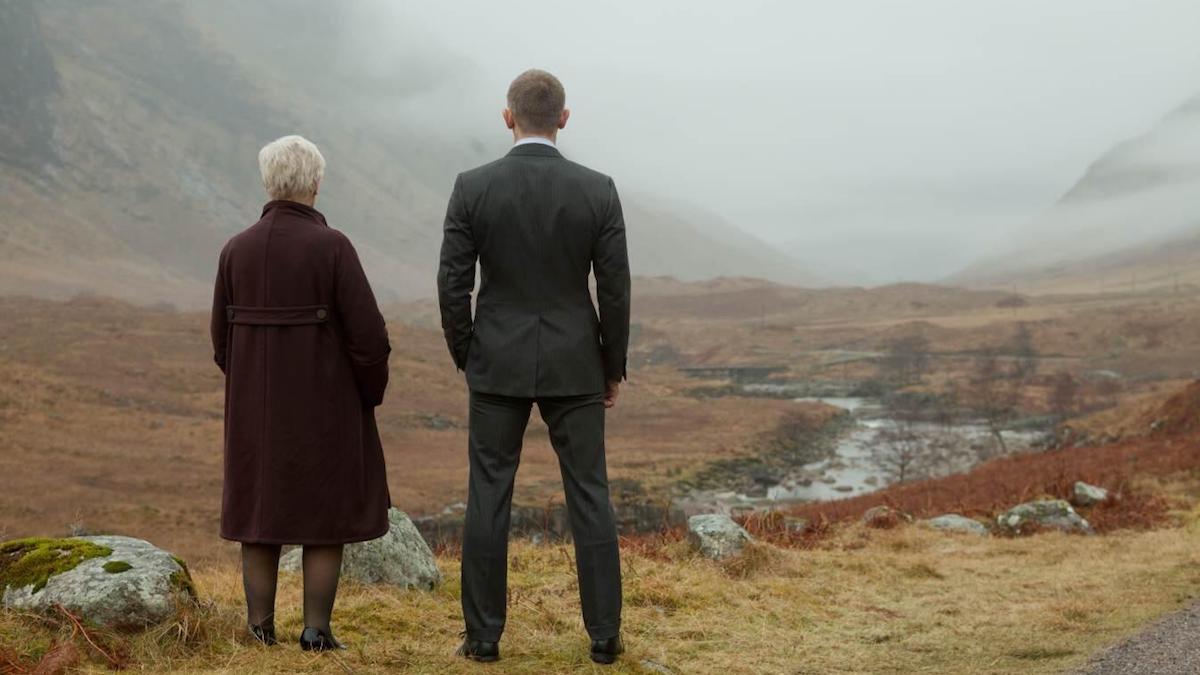 Skyfall James Bond 007 film review