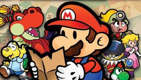 Quality as Good As the Paper It's Printed On: 'Paper Mario: The Thousand-Year Door' Retrospective