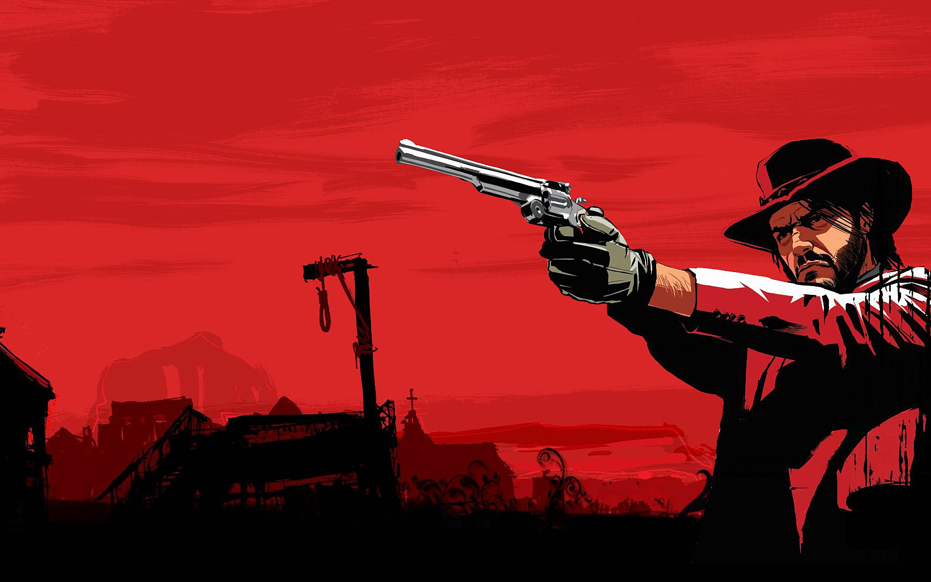 10 Years Later: 'Red Dead Redemption' and Being John Marston