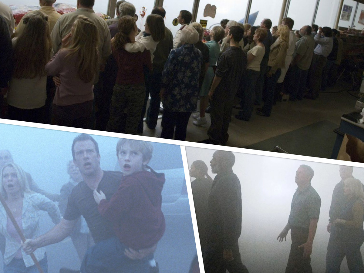 Frank Darabont's The Mist Podcast Review