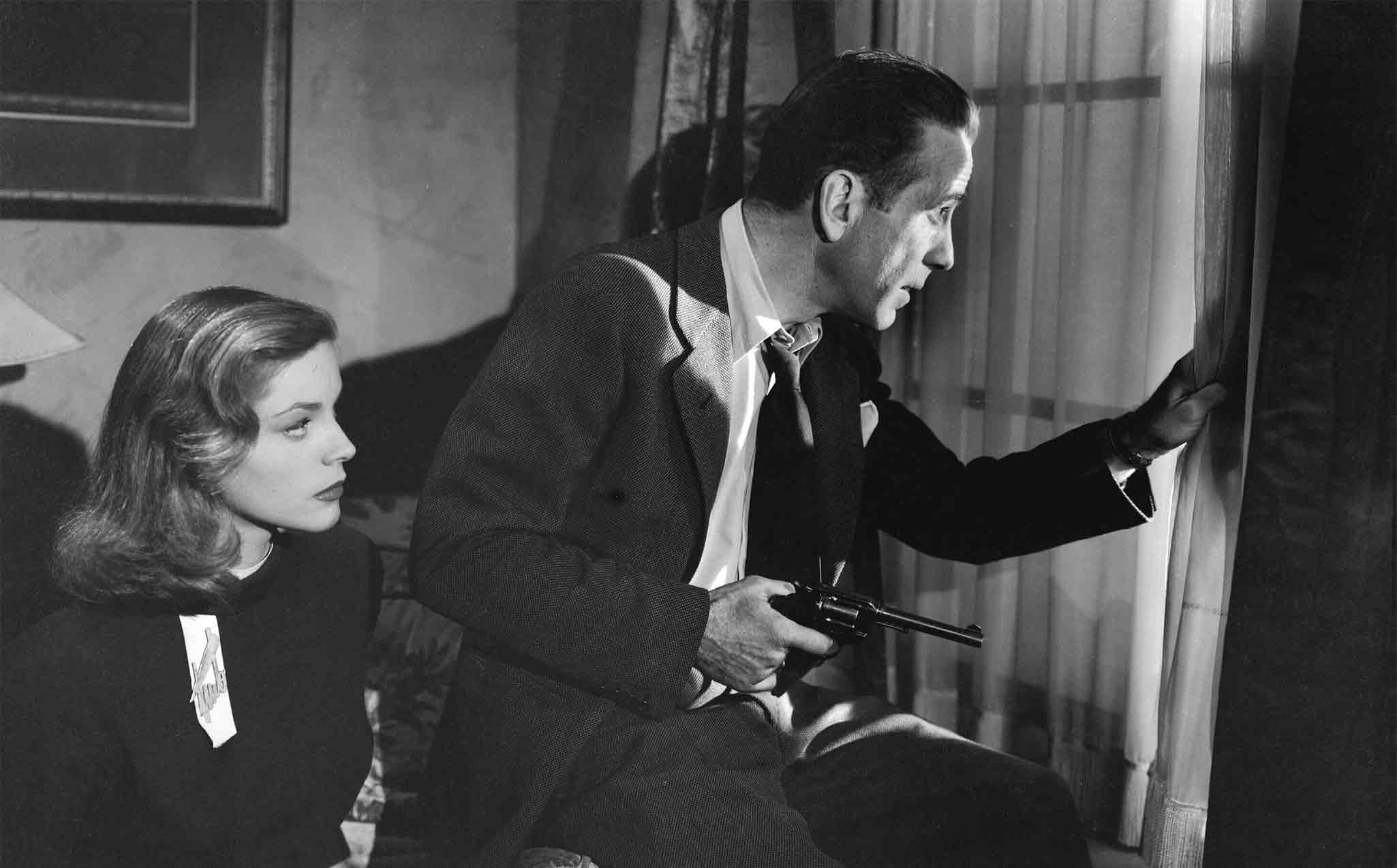 The Big Sleep 1946 film noir review