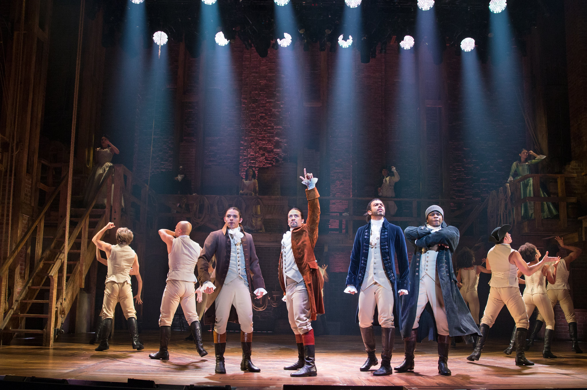 Hamilton is a Revolution and a Revelation