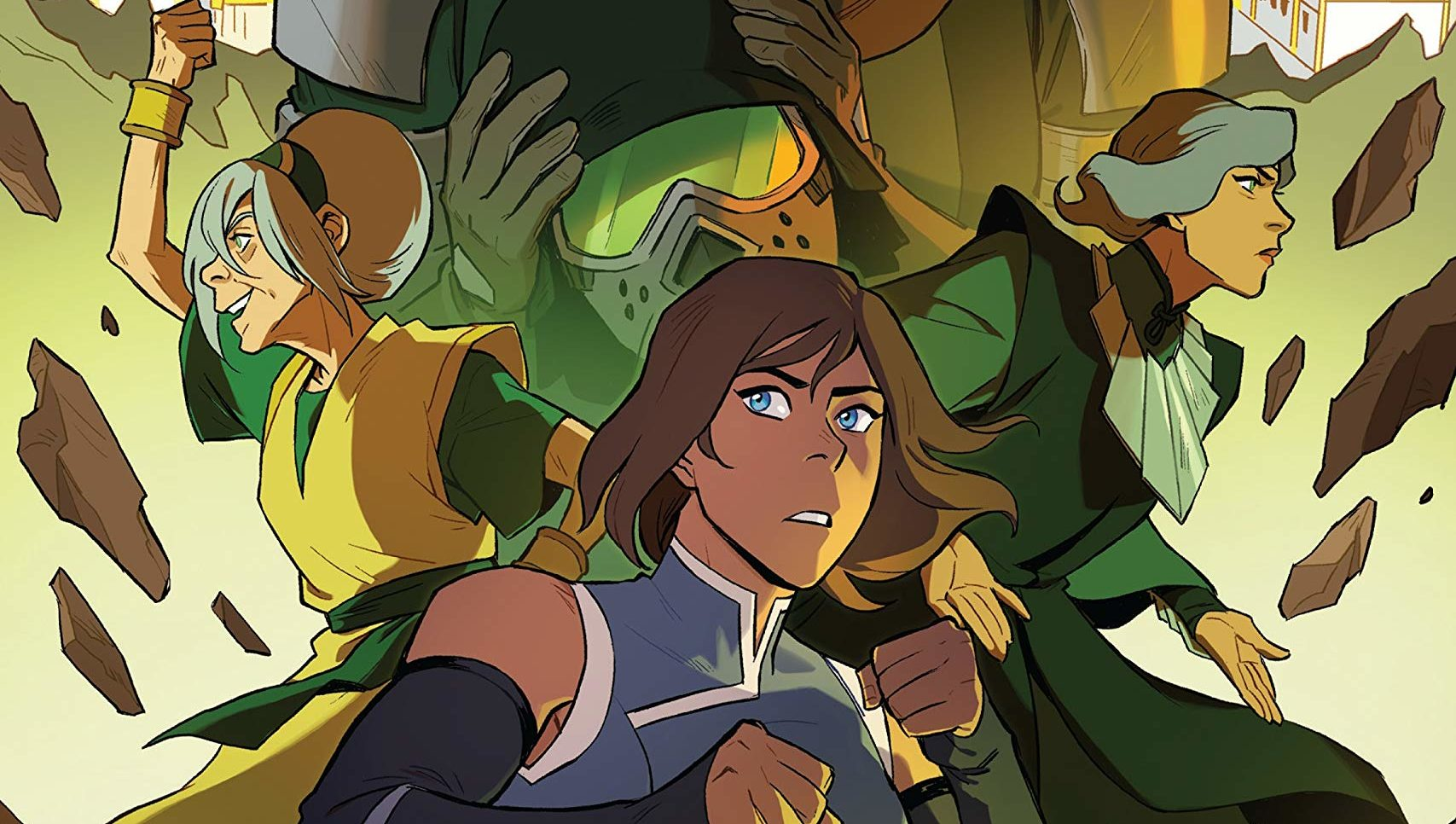 Ruins Of The Empire is The True Followup to 'The Legend Of Korra'