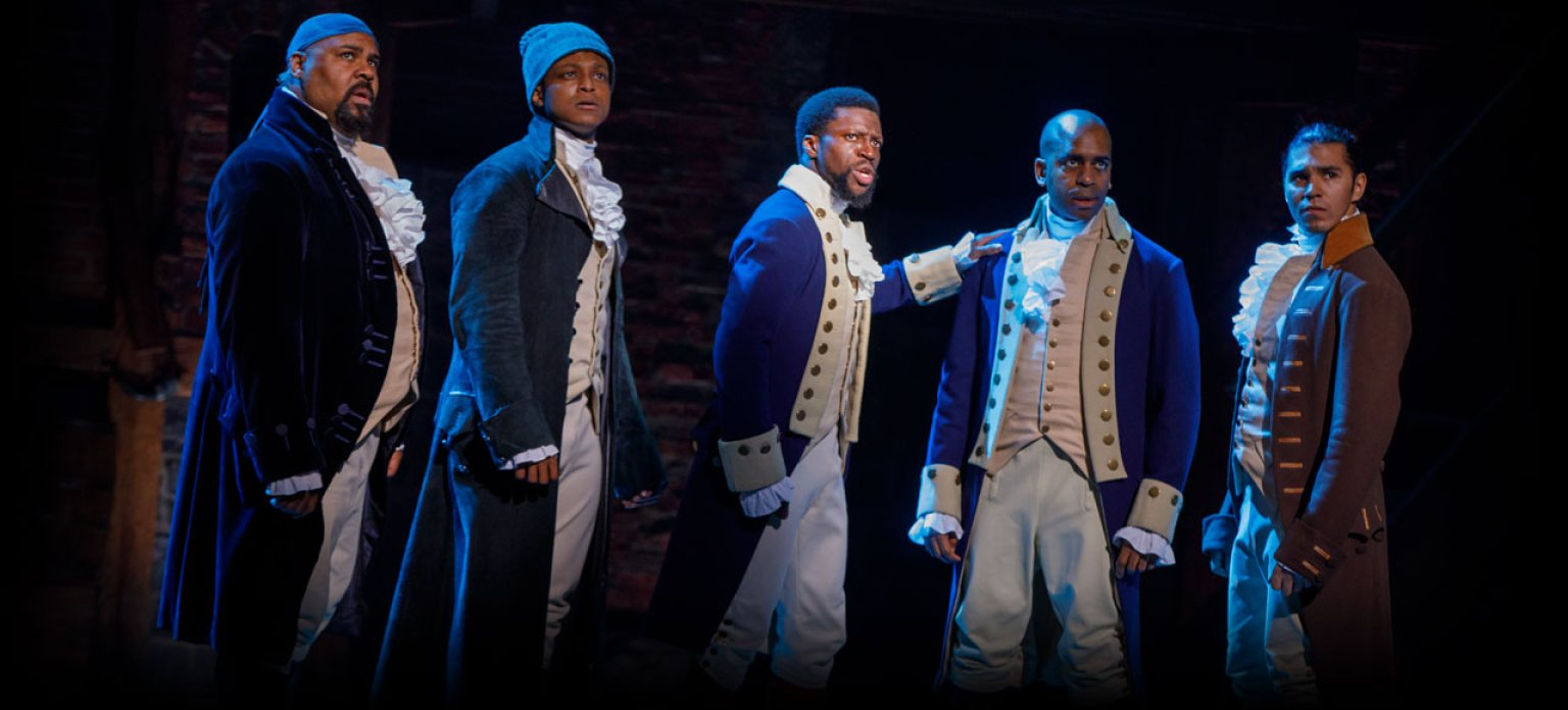 Top 15 Songs From Hamilton