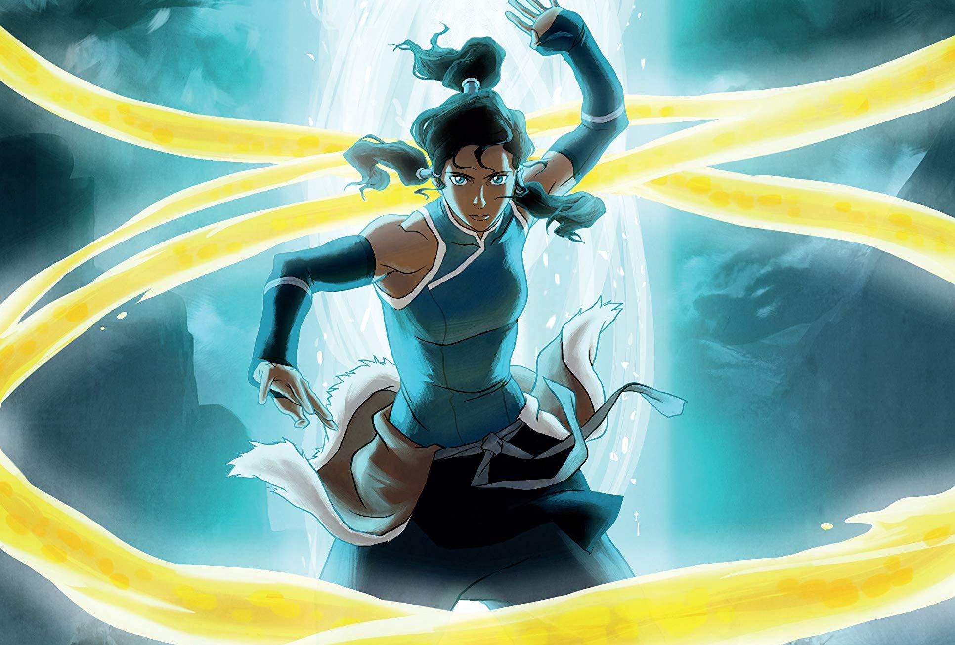 Legend of Korra Book 2 Sprits