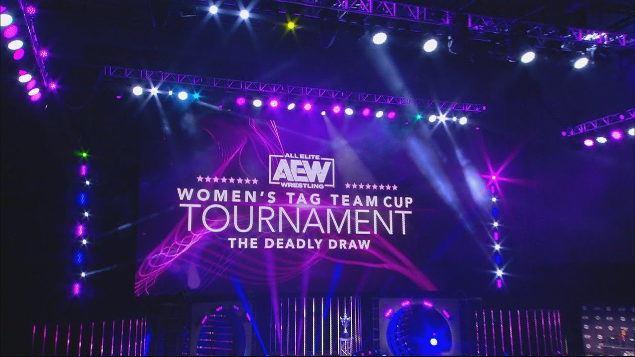AEW's The Deadly Draw