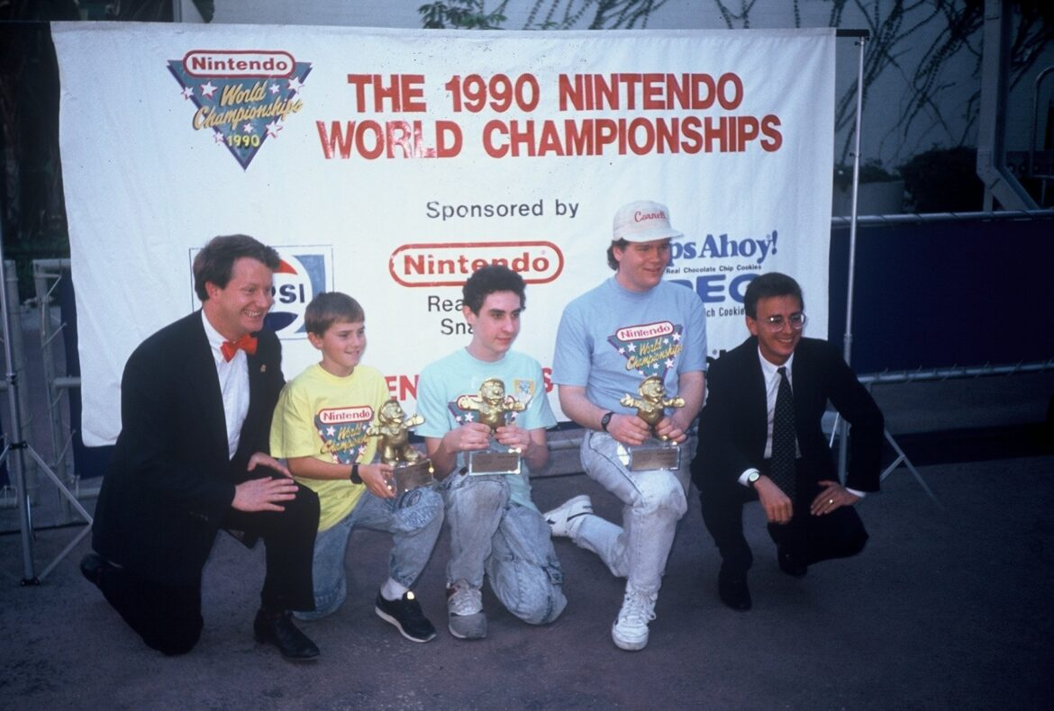 Best of the NXpress Nintendo Podcast: Interviewing the Winner of 1990 Nintendo World Championship, Jeff Hansen