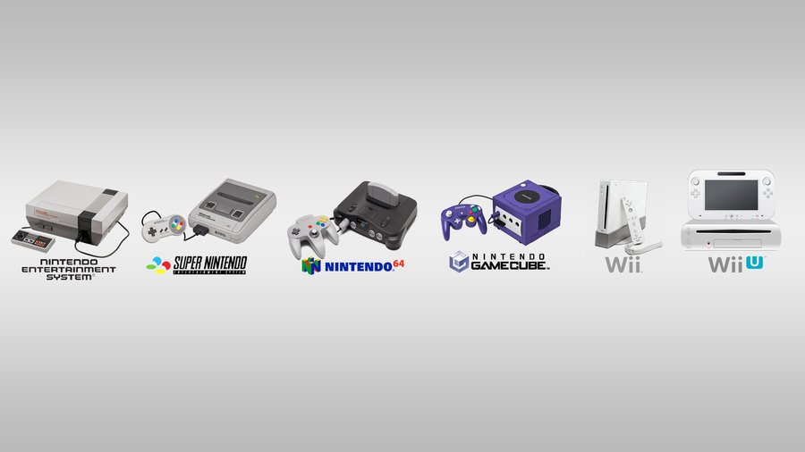 Ranking Nintendo's Consoles