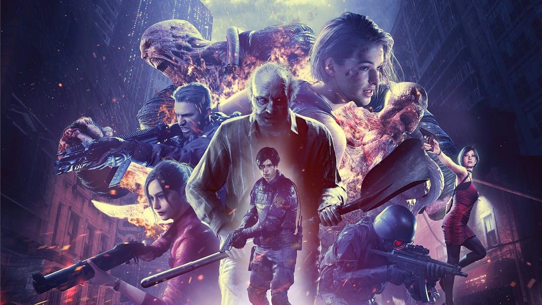 Ranking the Resident Evil Series