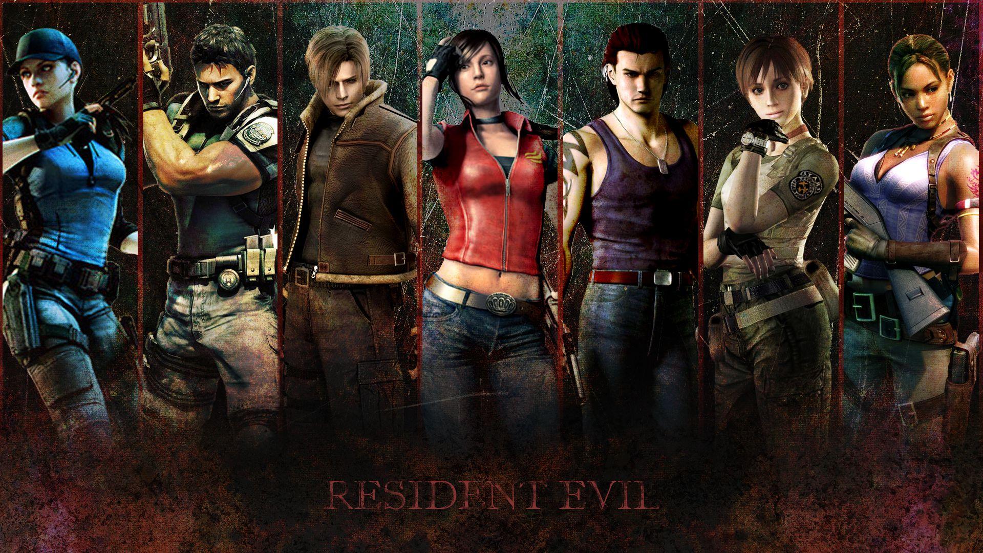 Ranking the best Resident Evil games