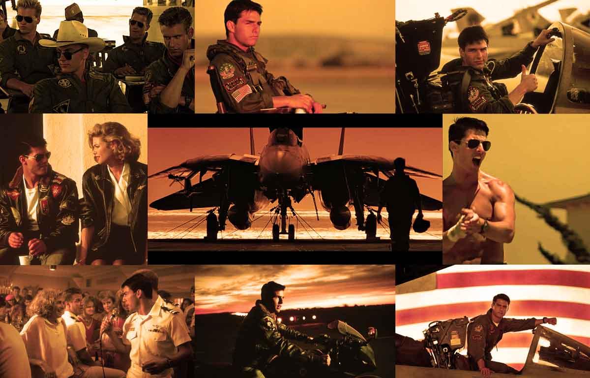 Sordid Cinema Podcast #555: 'Top Gun' Special