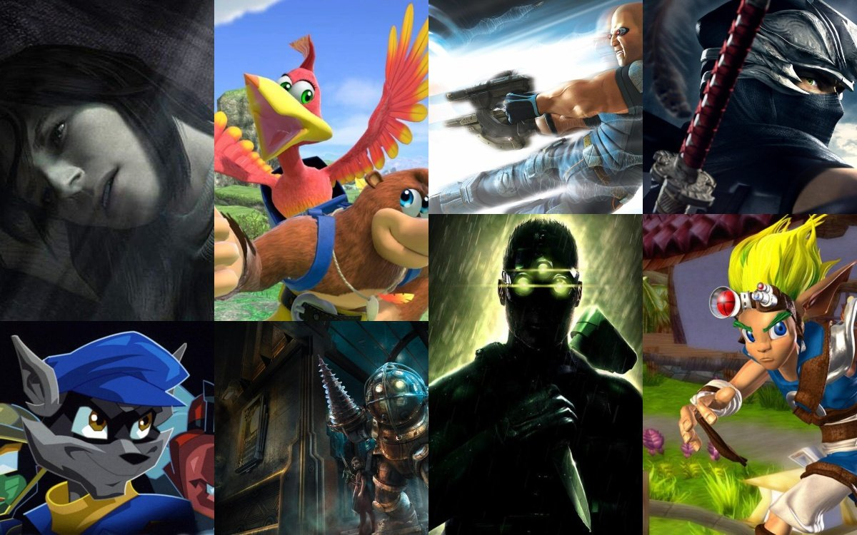 10 Game Franchises That Should Make A Comeback This Generation