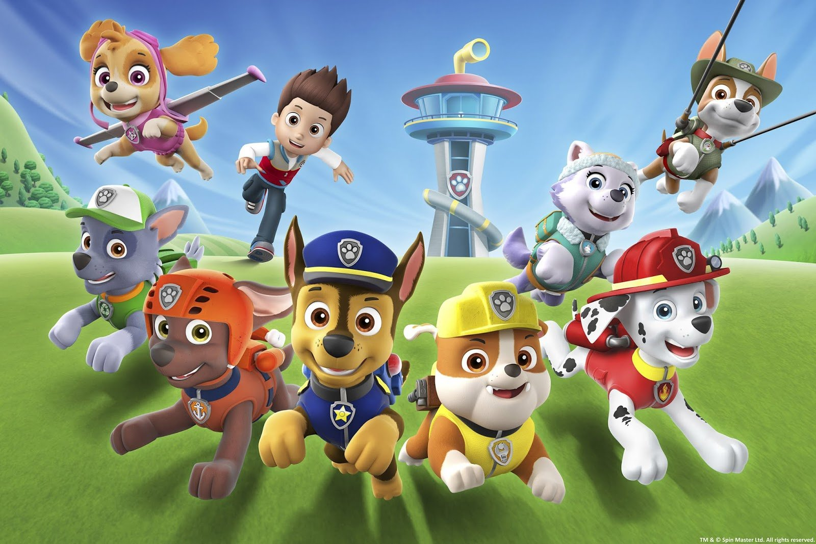 A Not-So-Mighty Adventure: A Review Of Paw Patrol: Mighty Pups Save Adventure Bay!