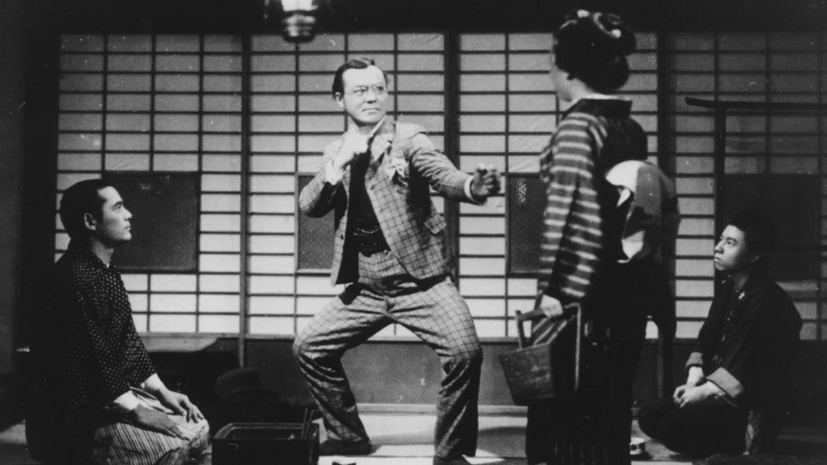 Akira Kurosawa's Sugata Sanshirô Is An Excellent Directorial Debut