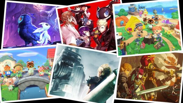 Best Video Game Cover Arts Of 2020