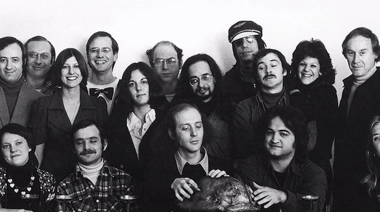 Drunk Stoned Brilliant Dead: The Story of the National Lampoon.