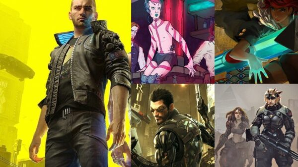 Games To Fill Your Cyberpunk Void
