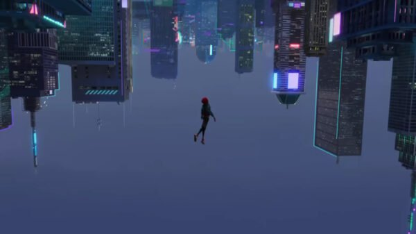 Spider-Man Leap of Faith Scene