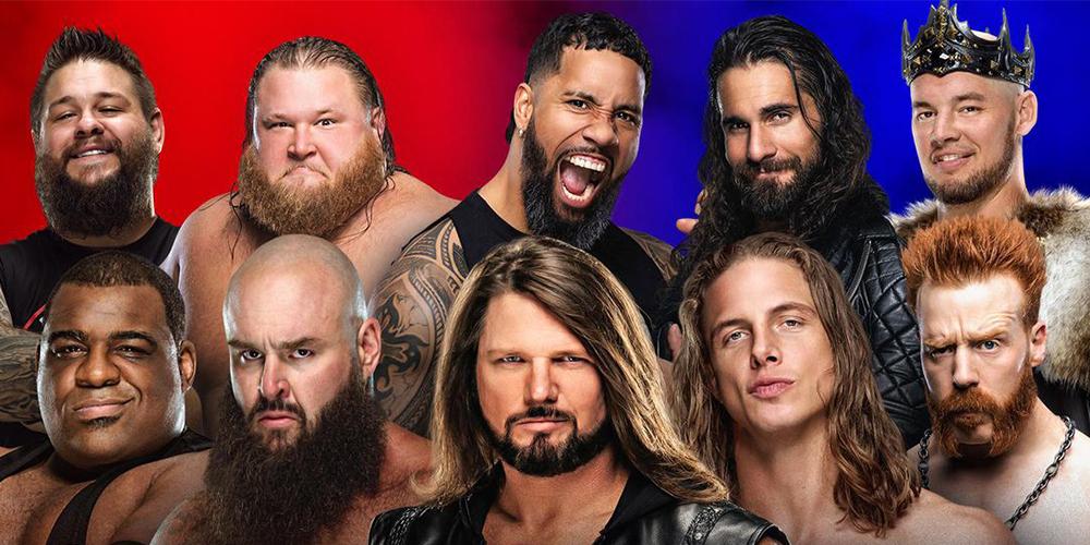 Survivor Series Men's Match