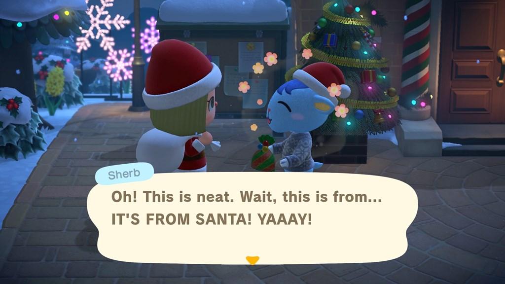 Animal Crossing: New Horizons Christmas