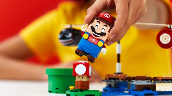 Nintendo And LEGO Expand The Super Mario Plastic Blocks World