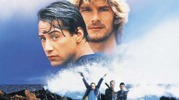 Point Break Movie Review