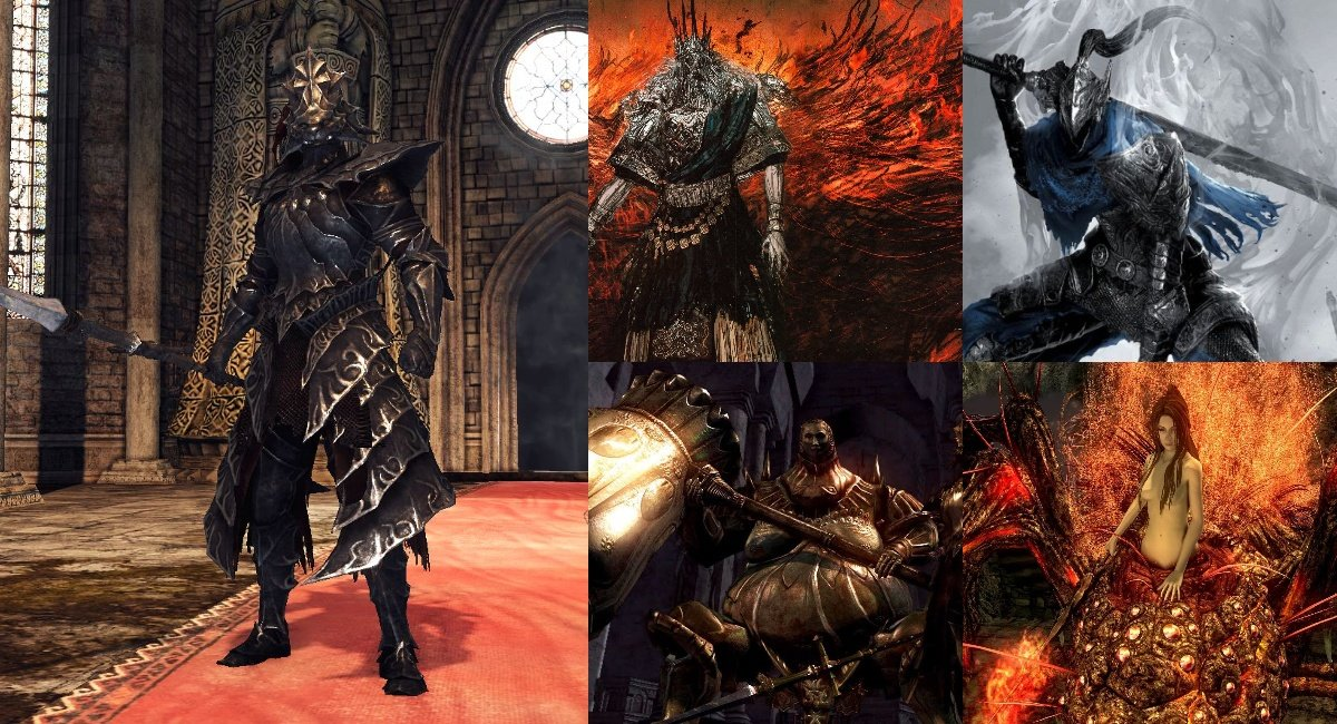 Ranking The Best Dark Souls Bosses